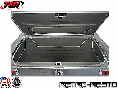 1964-1968 Mustang [Coupe/Convertible] - Complete Trunk Kit w/ Carpet - Sport II