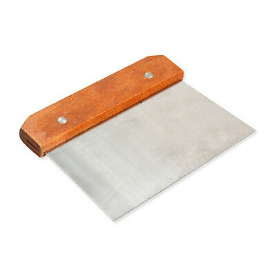 Hardwood Handle Soap Cutter Straight Stainless Wax Dough Slicer Soap Making