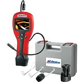 AC Delco 6V Digital Inspection Camera Kit ACD ARZ604P FAST SHIPPING