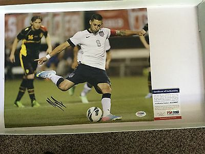 749a94ca0 Clint Dempsey Signed Team USA U.S.A 11x14 Photo PSA DNA COA Autographed e