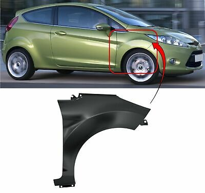 Ford Fiesta Mk7 2008-2017 Front Wing Primed Driver Side New Insurance Approved