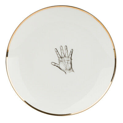 NEW Nel Lusso Art of Science Hand Plate