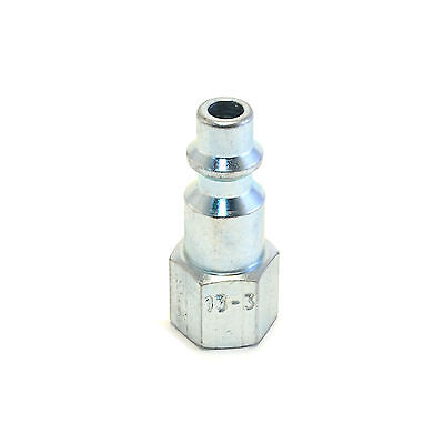 "1/8"" NPT Pneumatic Air Compressor Hose Female Quick Connect Fitting Coupler Plug"