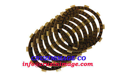 HONDA CB350F CLUTCH PLATE SET 7 Friction Plates INclude CD-1140