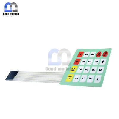 4x5 Matrix Array 20 Key Membrane Switch Keypad Keyboard 4*5 Keys For Arduino GM