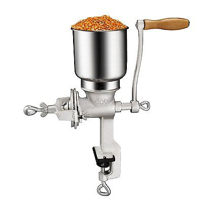 Premium Quality Cast Iron Corn Nuts Coffee Cereal Grinder Wheat Grains Nut Mill