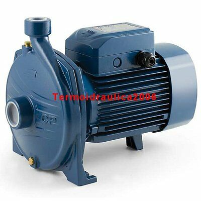 Electric Centrifugal Water Pump CP 160B 2Hp Brass impeller 400V Pedrollo