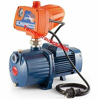 Centrifugal Pump electronic pressure switch 4CPm100-C-EP1 1Hp 240V 4CP Pedrollo