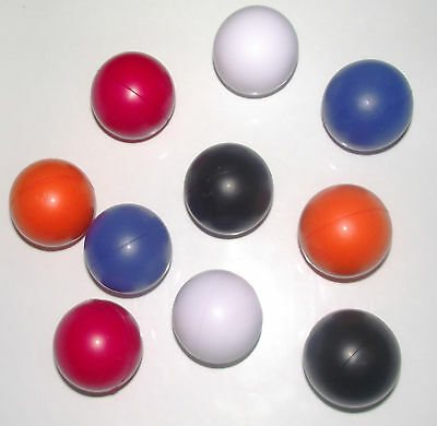 anti stress ball in 6 colours perfect gift relaxation hand exercise car office