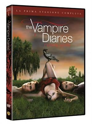 Vampire Diaries Stagione 1 (Dvd)