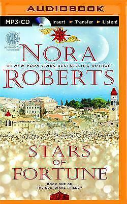 Guardians Trilogy: Stars of Fortune 1 by Nora Roberts (2015, MP3 CD, Unabridged)
