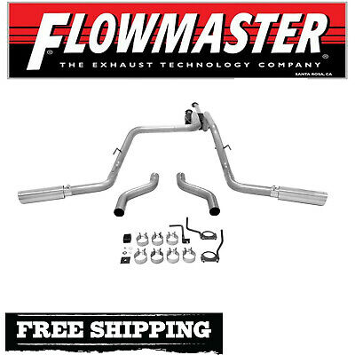 Tundra 00-07 dual exhaust 2.5 pipe Flowmaster Super 44