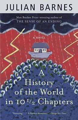 A History of the World in 10 1/2 Chapters  (ExLib)