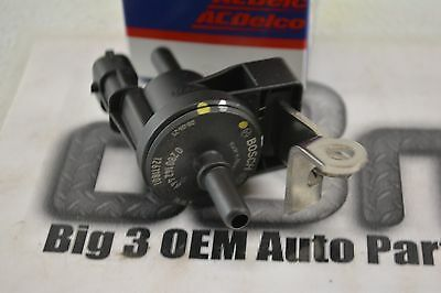 GM Evaporator Emission Canister Purge Solenoid Valve new OEM ACDelco 214-1685