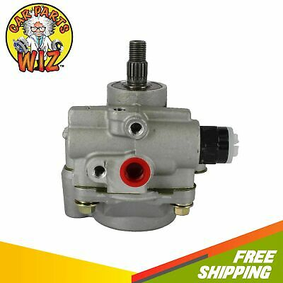 NEW Power Steering Pump Fits 93-97 Toyota Corolla Geo Prizm