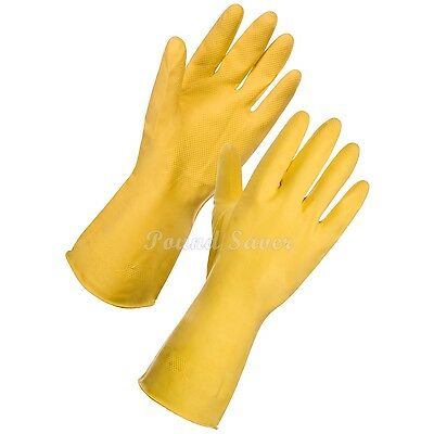Latex Kitchen Gloves Quality Rubber Waterproof Wash Dishes Cleaning New