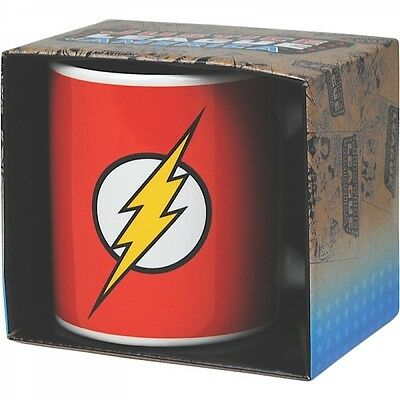 Justice League of America The Flash Boxed Mug ~Fan Merchandise