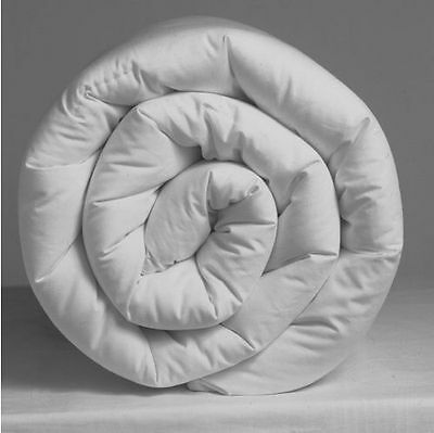 Winter Hollowfibre Duvet Quilt Single Double King Bed Bedding 10.5 13.5 15 Tog