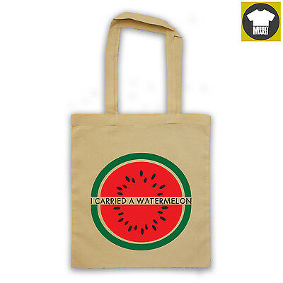 DIRTY DANCING I CARRIED A WATERMELON classic tote bag different colours shopper