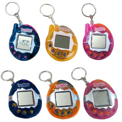 Nostalgic 49 Pets in 1 Virtual Cyber Pet Toy Funny Tamagotchi Retro Game