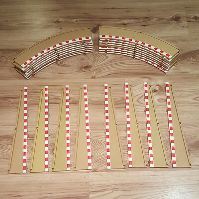 Scalextric Sport 1:32 Rad2 Borders - L8712 L7991 L7992 - Outer x16 & Lead In x8