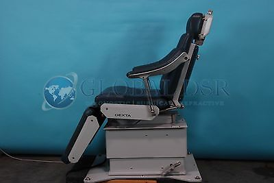 Dexta MK80/XYZ Ophthalmic Surgical Chair