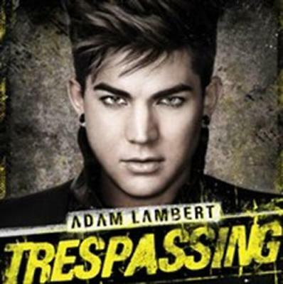 Lambert, Adam - Trespassing (deluxe Version) NEW CD