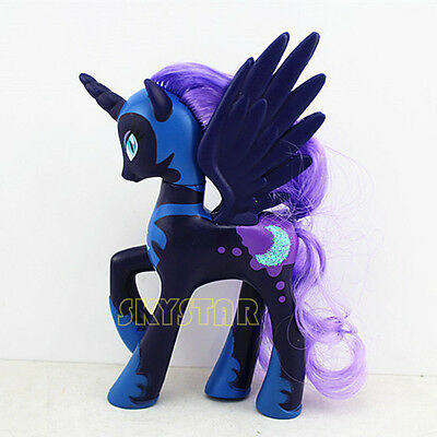 My Little Pony Friendship is Magic Princess Luna Nightmare Moon 5 inch