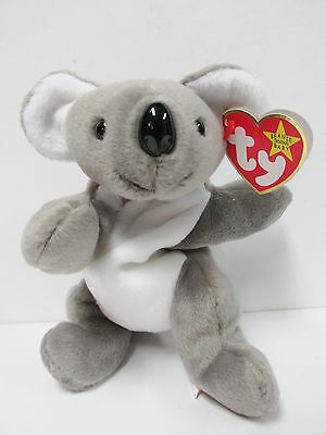 "Ty Beanie Baby ""Mel"" the Koala bear -  New w/Mint Tags"
