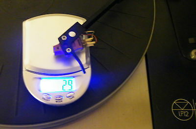 One Digital Scale For Turntable Stylus New