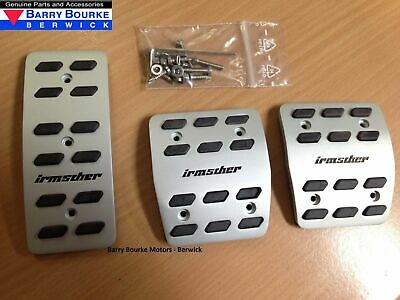 New Genuine Holden Parts JH Model Cruze Alloy Pedal Set Manual Part 79517759