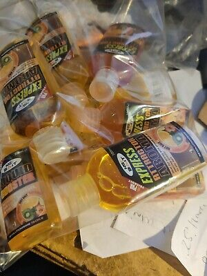 100ml ngt flavours or 50ml  thick Glug Bait Flavour Boilie Attractor dip + pva