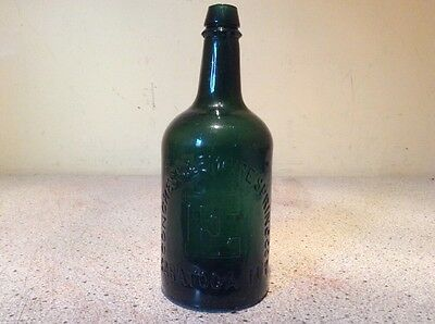 Rare Empire Water Saratoga N.y. Bottle