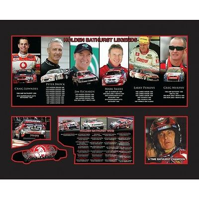 New Holden Bathurst Legends Limited Edition Memorabilia
