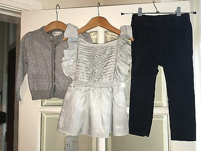 Designer Little Paul And Joe And Gap Girls Party Outfit Upto 2 Yrs Ex Condition