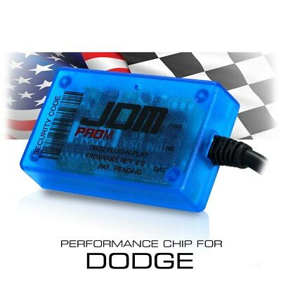 For Dodge Charger Stage 3 Performance Chip Fuel Racing Speed True Plug n Play