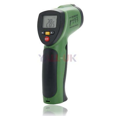 FLANK F-380 Non-Contact LCD IR Infrared Digital Temperature Thermometer Gun UK