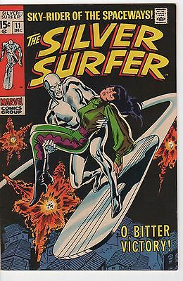 Silver Surfer 11 (NM)