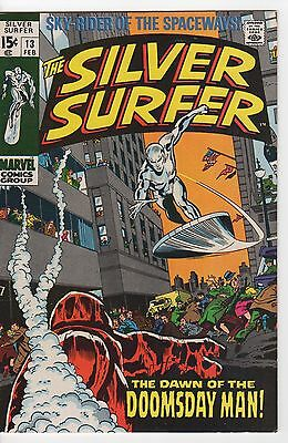 Silver Surfer 13 (NM)