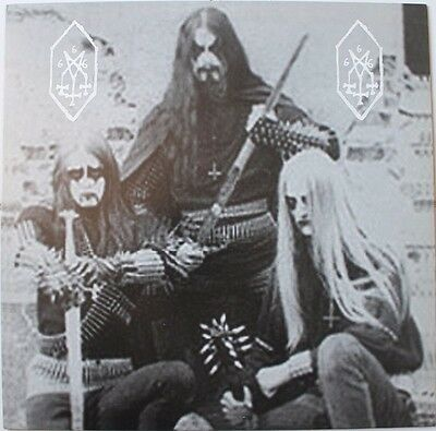 Gorgoroth - Untitled / Live in Chile 2004, Vinyl LP,limited to 500 copies, NEW