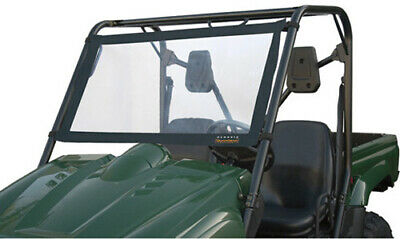 Classic Accessories QuadGear UTV Windshield (Black, Medium Clear Universal 78627