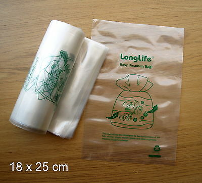 Kordon Breathing Bag Substitute- Fish Transport 18cm x 25cm - 20 pcs