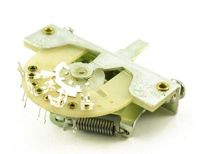 Pro Series CRL Switch ~ 5-Way Pickup Selector ( For Fender Strat / Tele)