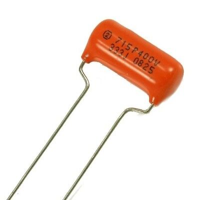 Pro Series Sprague Capacitor ~ Premium Orange Drop .033 uF (+/- 5%) 200V