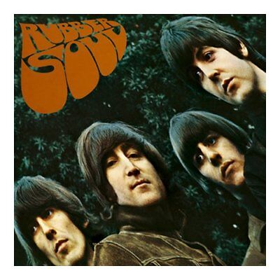 The Beatles Rubber Soul Greeting Birthday Card Any Occasion Album Cover Official
