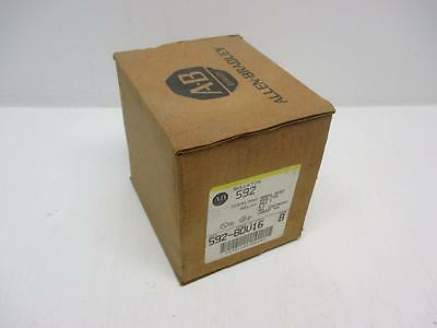 Allen Bradley 592-B0V16 40A Max Continuous Current Overload Relay