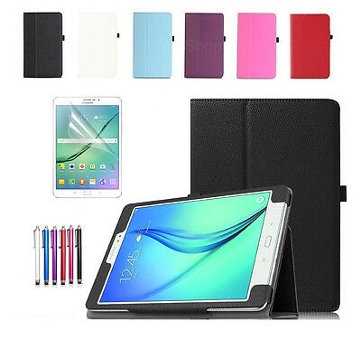 """New Smart Leather Case Cover For Samsung Galaxy Tab S2 9.7"""" SM-T810/T815 Tablet"""