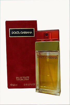 5e93387e680b Dolce & Gabbana Perfume D&G Red Women 0.84 oz 25ml Eau De Toilette Spray  NEW BOX
