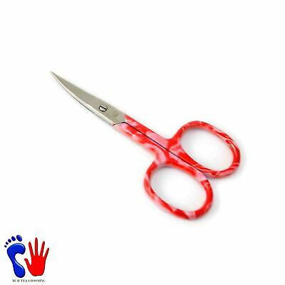 Professional Best Sharpen Cuticle Toe Nail Finger Scissors Cutter Podiatry Tools