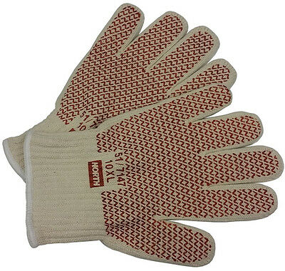 Pair of North Grip N Hot Mill Gloves # 51-7147 Size XL Perfect for OVEN